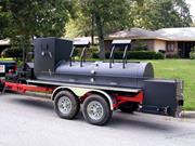 Ultimate Barbecue Trailer