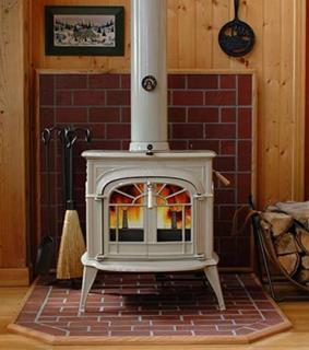 Click to view album: Fireplace Stove Paint